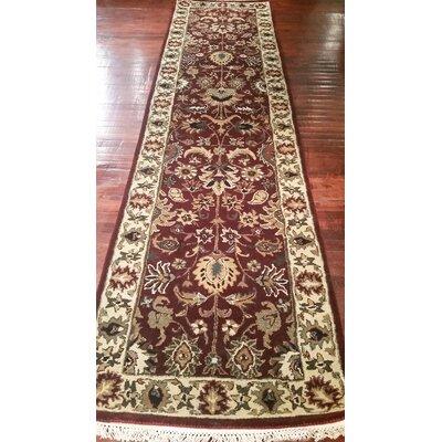 Sultanabad Handmade Area Rug Rug Size: Runner 26 x 10
