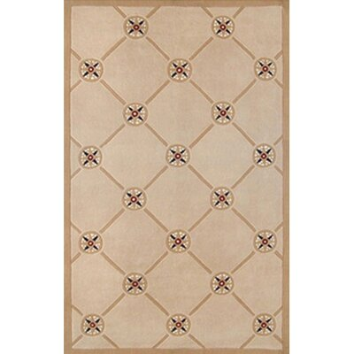 Beach Rug Compass Novelty Rug Rug Size: 5 x 8