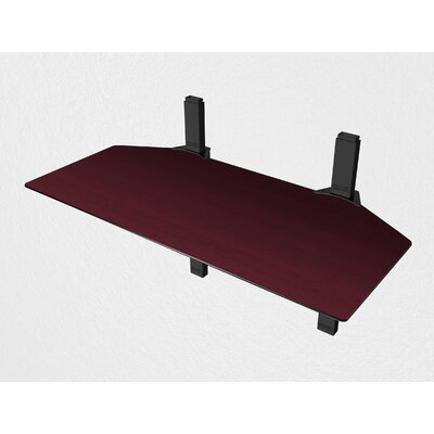 Cambre Sky Shelf Double Wide Wood in Reversible Cherry / Espresso at Sears.com