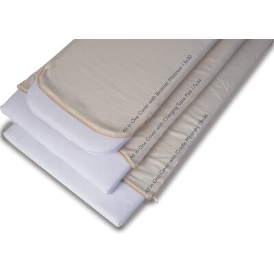 Natural Cotton Bassinet Mattress NSBM001