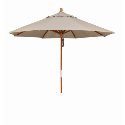 Wanda 9' Market Umbrella - Fabric: O'bravia Sesame at Sears.com