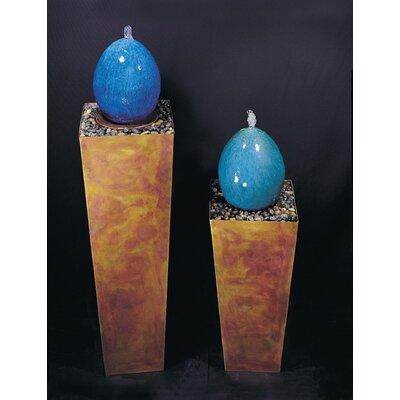 Ceramic Indoor Simple Delight Floor Fountain