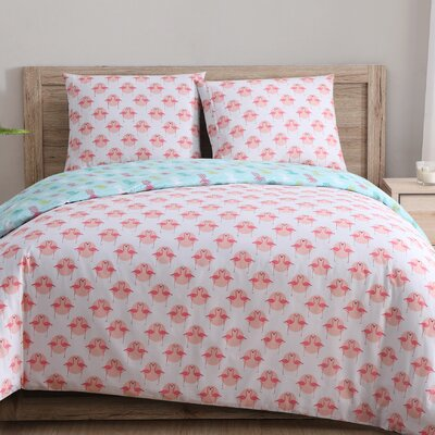 Tropical Reversible Duvet Set Size: Twin/XL