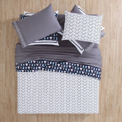 Reversible Duvet Set Size: Twin XL