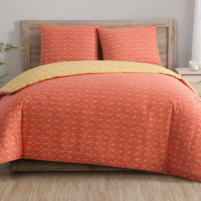 Reversible Duvet Set Size: Full/Queen