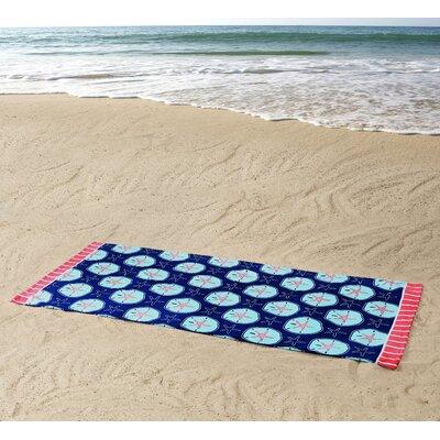 Sand Dollar Beach Towel