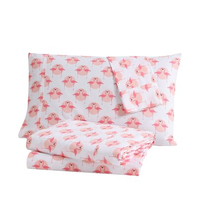 Tropical Cotton Sheet Set Size: Twin/XL