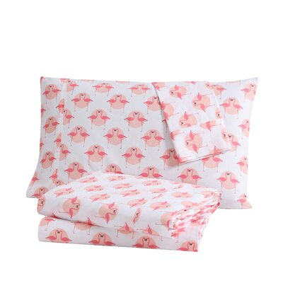 Tropical Cotton Sheet Set Size: King
