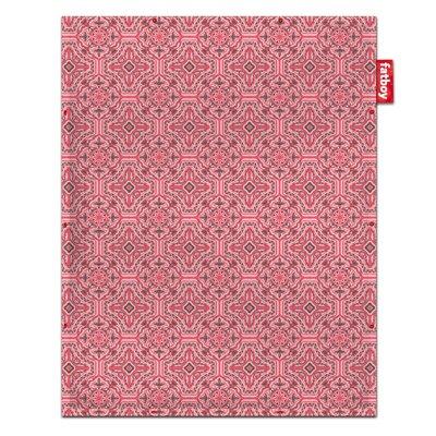 Flying Carpet Porto Blanket Color: Pink