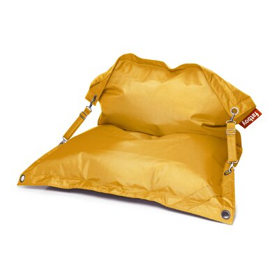 Buggle Up Bean Bag Lounger Upholstery: Yellow Ochre