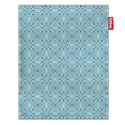 Flying Carpet Porto Blanket Color: Blue