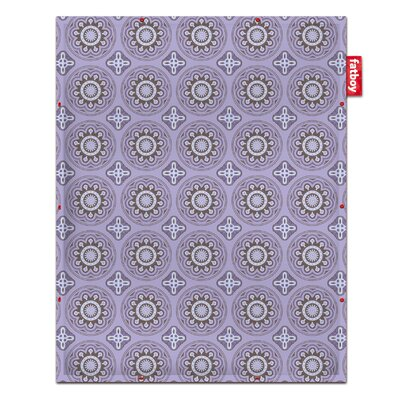 Flying Carpet Casablanca Blanket Color: Purple