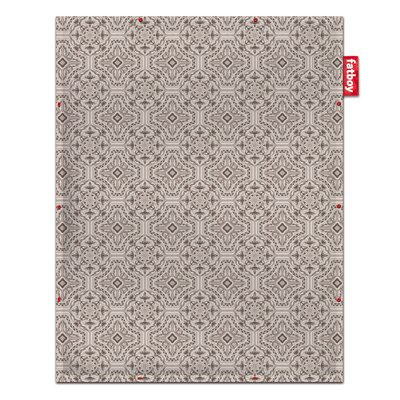Flying Carpet Porto Blanket Color: Taupe