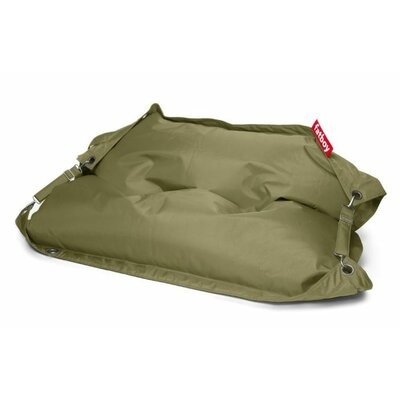 Buggle Up Bean Bag Lounger Upholstery: Olive