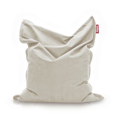 Original Stonewashed Bean Bag Lounger Upholstery: Sand