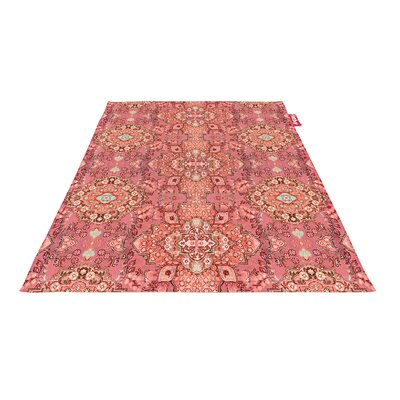 Flying Cayenne Indoor/Outdoor Area Rug