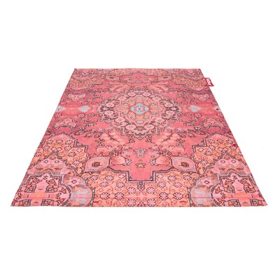 Flying Paprika Indoor/Outdoor Area Rug