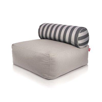 Tsjonge Jong Chaise Lounge Upholstery: Light Grey