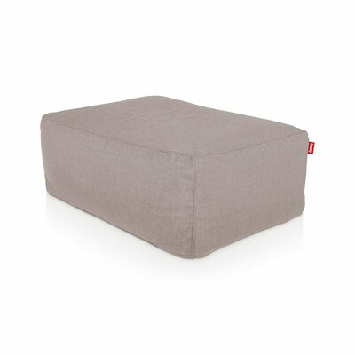 Tsjonge Jong Pouf Upholstery: Light Grey