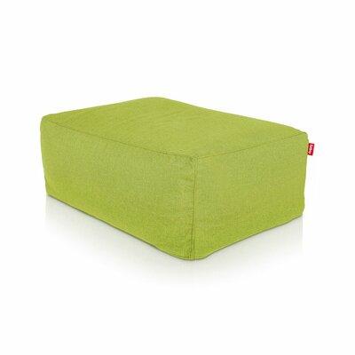 Tsjonge Jong Ottoman Upholstery: Green