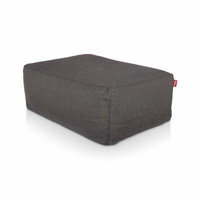 Tsjonge Jong Pouf Upholstery: Dark Gray