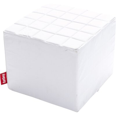 Avenue First Block Ottoman Upholstery: White