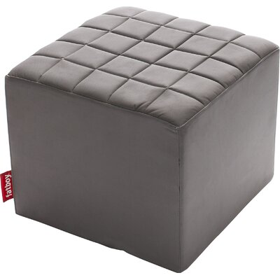 Avenue First Block Ottoman Upholstery: Taupe