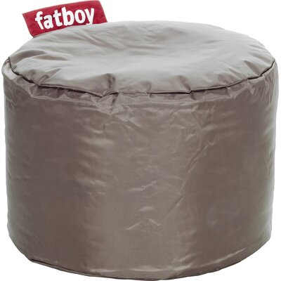 Point Bean Bag Chair Upholstery: Taupe