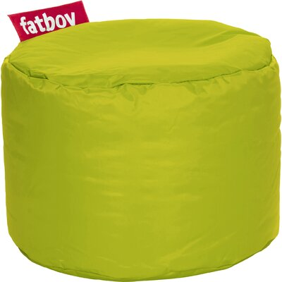 Point Bean Bag Chair Upholstery: Lime Green