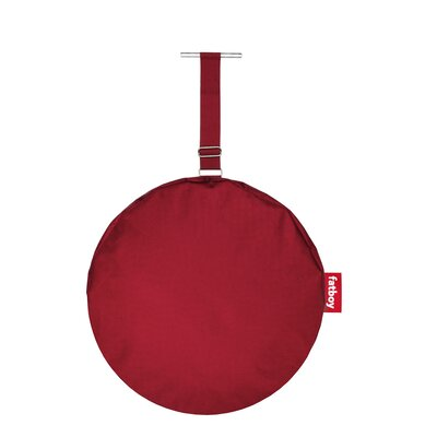 Headdemock Pillow Color: Fatboy Red