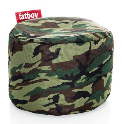 Point Bean Bag Chair Upholstery: Camouflage