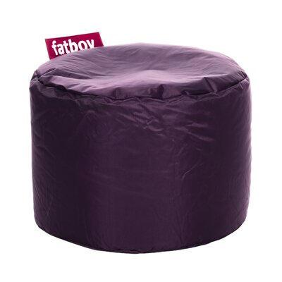 Point Bean Bag Chair Upholstery: Dark Purple