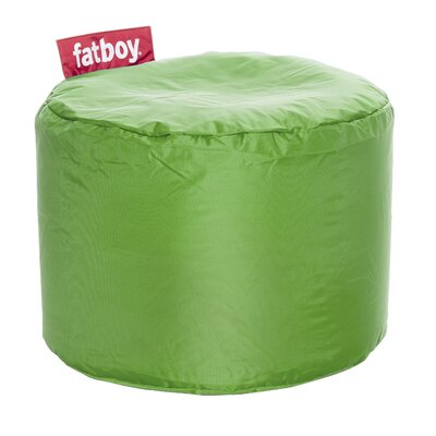 Point Bean Bag Chair Upholstery: Grass Green