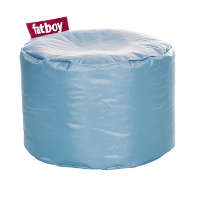 Point Bean Bag Chair Upholstery: Ice Blue