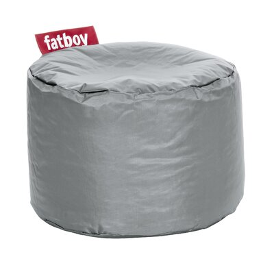 Point Bean Bag Chair Upholstery: Silver