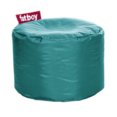 Point Bean Bag Chair Upholstery: Turquoise