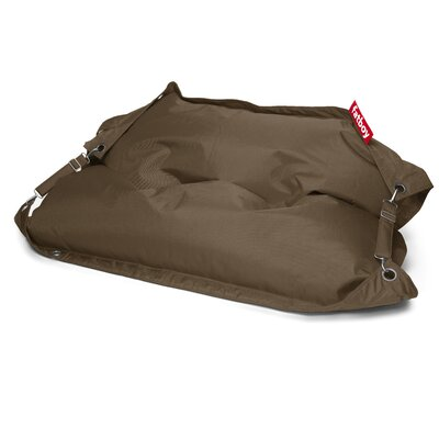 Buggle Up Bean Bag Lounger Upholstery: Brown