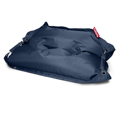 Buggle Up Bean Bag Lounger Upholstery: Dark Blue