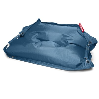 Buggle Up Bean Bag Lounger Upholstery: Petrol