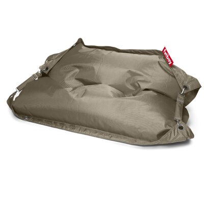 Buggle Up Bean Bag Lounger Upholstery: Taupe