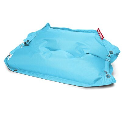 Buggle Up Bean Bag Lounger Upholstery: Turquoise
