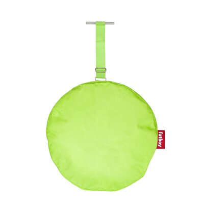 Headdemock Pillow Color: Lime Green