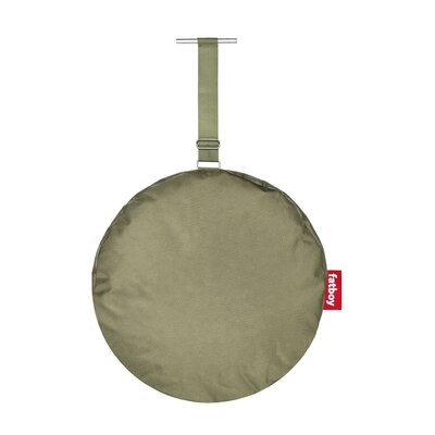 Headdemock Pillow Color: Olive Green