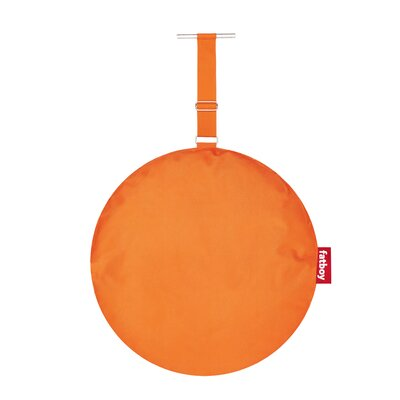 Headdemock Pillow Color: Orange