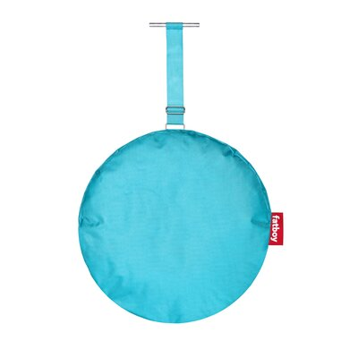 Headdemock Pillow Color: Turquoise