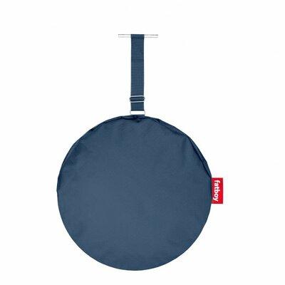 Headdemock Pillow Color: Dark Blue
