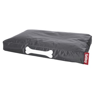 Doggielounge Pet Bed Pillow Size: Large (48 W x 32 D), Color: Dark Grey