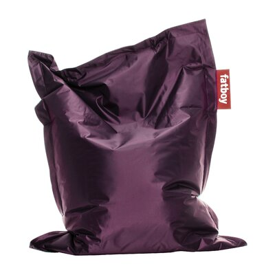Original Bean Bag Lounger Upholstery: Purple