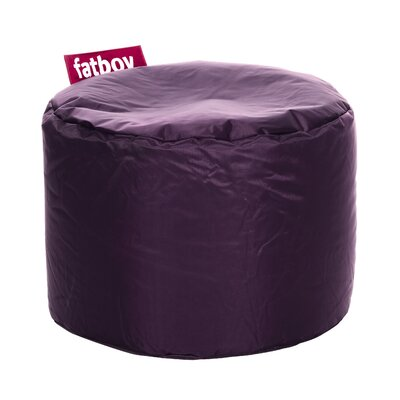 Point Bean Bag Chair Upholstery: Purple