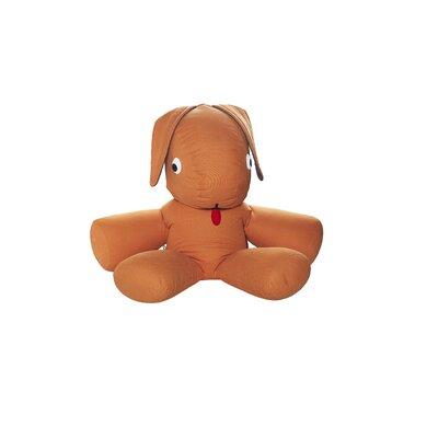 Co9 Bean Bag Lounger Upholstery: Orange